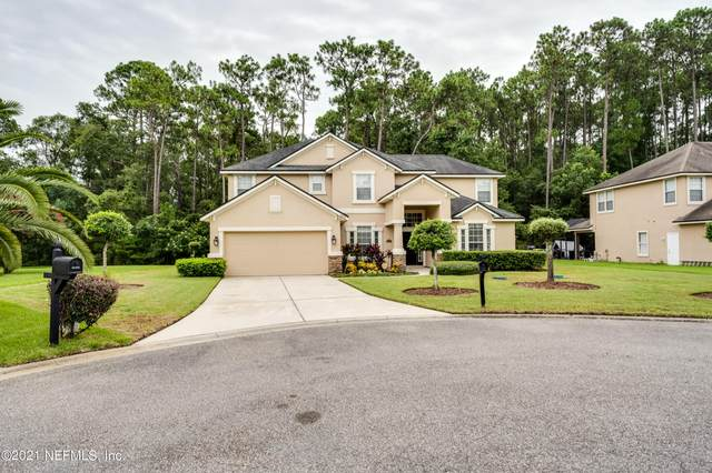 8279 Autumnwind Dr, Jacksonville, FL 32218 (MLS #1126785) :: The Perfect Place Team