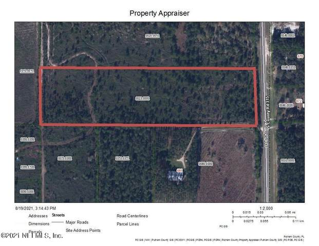 0 County Rd. 315, Interlachen, FL 32148 (MLS #1126842) :: EXIT Real Estate Gallery