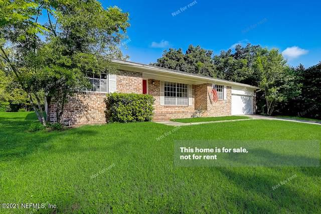 2590 Aquarius Rd, Orange Park, FL 32073 (MLS #1126888) :: Ponte Vedra Club Realty