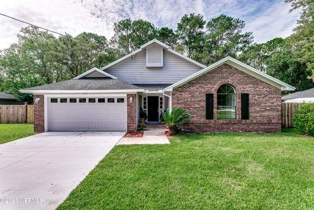 234 W Shores Rd, Orange Park, FL 32003 (MLS #1126902) :: Olson & Taylor | RE/MAX Unlimited