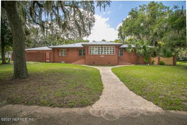 212 S 18TH St, Palatka, FL 32177 (MLS #1126940) :: Berkshire Hathaway HomeServices Chaplin Williams Realty