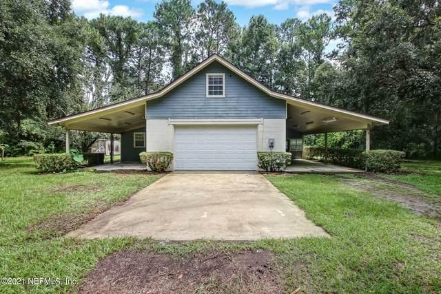85382 Linda Hall Rd, Fernandina Beach, FL 32034 (MLS #1126967) :: Ponte Vedra Club Realty