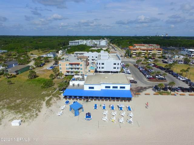 2910 Atlantic Ave, Fernandina Beach, FL 32034 (MLS #1127036) :: Ponte Vedra Club Realty