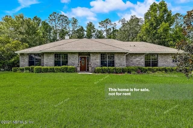 3851 Creek Hollow Ln, Middleburg, FL 32068 (MLS #1127044) :: Bridge City Real Estate Co.