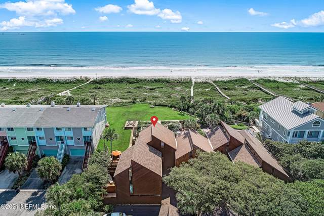 2277 Seminole Rd M, Atlantic Beach, FL 32233 (MLS #1127058) :: EXIT Inspired Real Estate