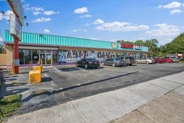 5804 Beach Blvd, Jacksonville, FL 32207 (MLS #1127100) :: Berkshire Hathaway HomeServices Chaplin Williams Realty