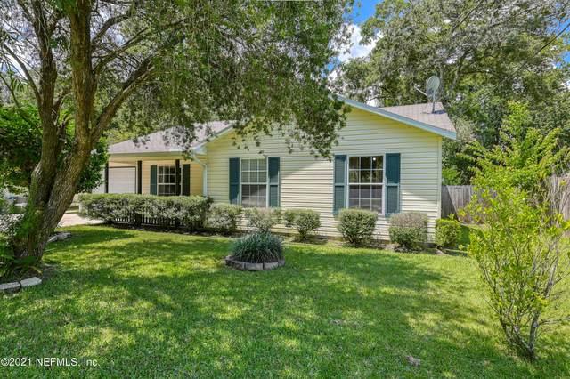 1303 Eisenhower Dr, St Augustine, FL 32084 (MLS #1127174) :: EXIT Inspired Real Estate