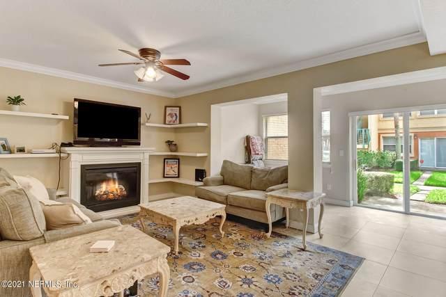 111 25TH Ave S M11, Jacksonville Beach, FL 32250 (MLS #1127202) :: Berkshire Hathaway HomeServices Chaplin Williams Realty