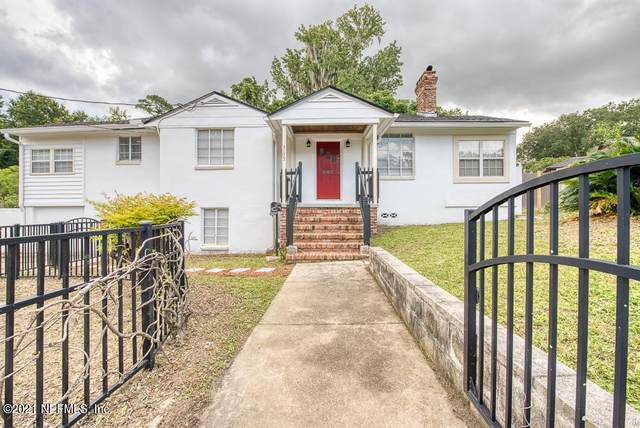 3173 St Augustine Rd, Jacksonville, FL 32207 (MLS #1127204) :: The Newcomer Group
