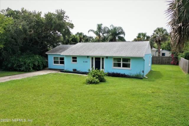 125 14TH St, St Augustine, FL 32080 (MLS #1127217) :: Bridge City Real Estate Co.