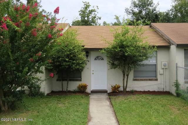 2674 Sunrise Village Dr B, Orange Park, FL 32065 (MLS #1127257) :: 97Park
