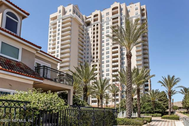 400 E Bay St #407, Jacksonville, FL 32202 (MLS #1127364) :: The Collective at Momentum Realty