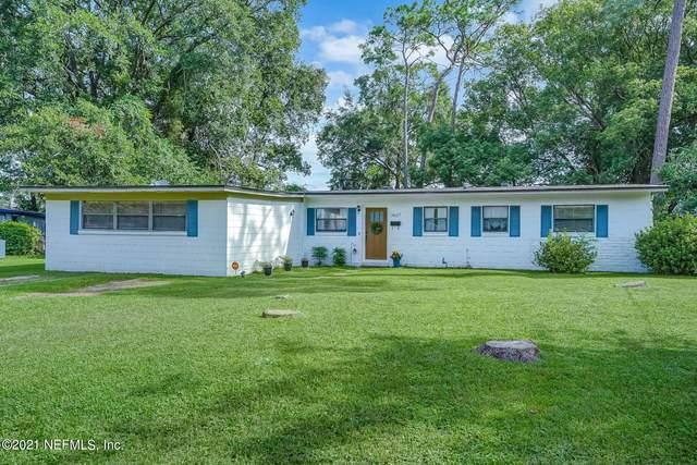 3637 Pizarro Rd, Jacksonville, FL 32217 (MLS #1127389) :: Ponte Vedra Club Realty