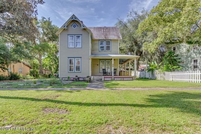 415 Olive St, Palatka, FL 32177 (MLS #1127429) :: Berkshire Hathaway HomeServices Chaplin Williams Realty