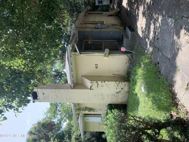 412 Springfield Ct N, Jacksonville, FL 32206 (MLS #1127434) :: Bridge City Real Estate Co.