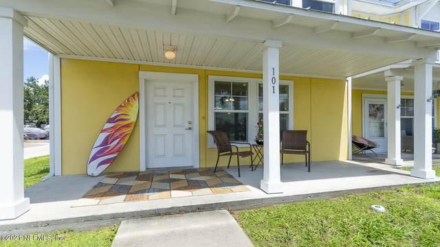 101 Oceangate Dr, Atlantic Beach, FL 32233 (MLS #1127443) :: Olson & Taylor | RE/MAX Unlimited