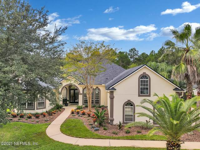 349 South Hampton Club Way, St Augustine, FL 32092 (MLS #1127447) :: The Collective at Momentum Realty