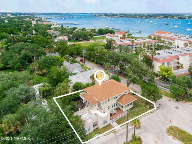 168 Marine St, St Augustine, FL 32084 (MLS #1127455) :: Ponte Vedra Club Realty