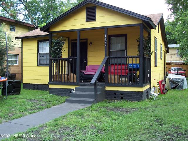 1323 W 30TH St, Jacksonville, FL 32209 (MLS #1127461) :: EXIT Real Estate Gallery