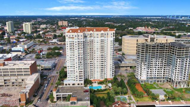 400 E Bay St #1810, Jacksonville, FL 32202 (MLS #1127517) :: The Collective at Momentum Realty