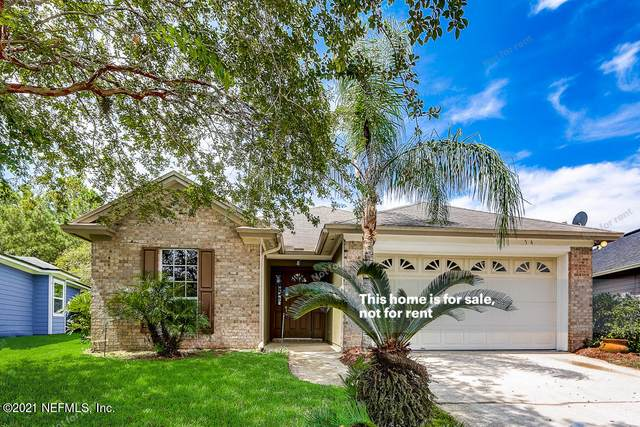2544 Canyon Creek Trl W, Jacksonville, FL 32246 (MLS #1127540) :: EXIT Inspired Real Estate