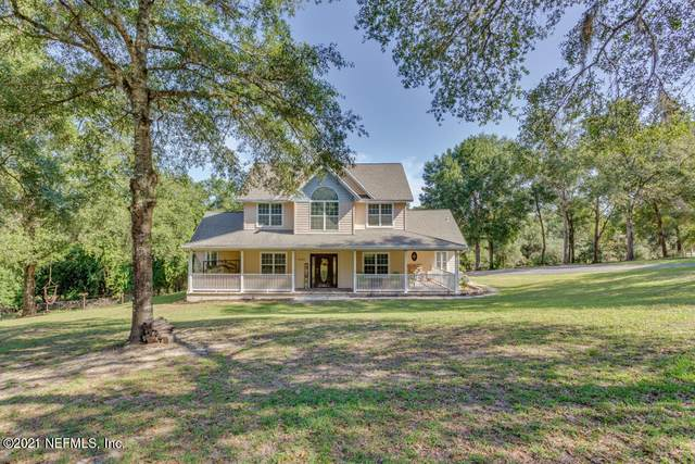 6160 County Road 214, Keystone Heights, FL 32656 (MLS #1127582) :: EXIT Real Estate Gallery