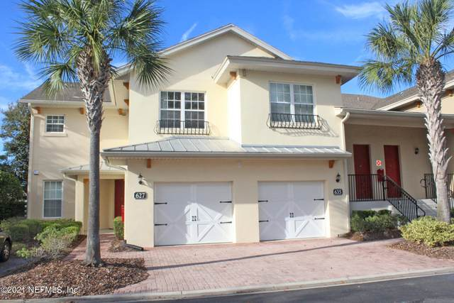 627 Shores Blvd, St Augustine, FL 32086 (MLS #1127591) :: The Hanley Home Team