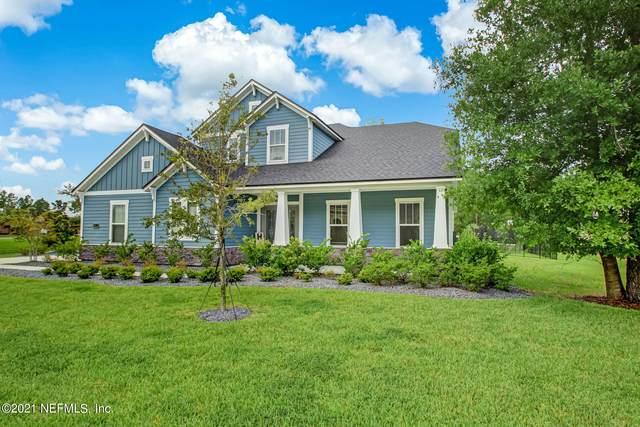 1672 Crooked Oak Dr, Orange Park, FL 32065 (MLS #1127618) :: EXIT Real Estate Gallery