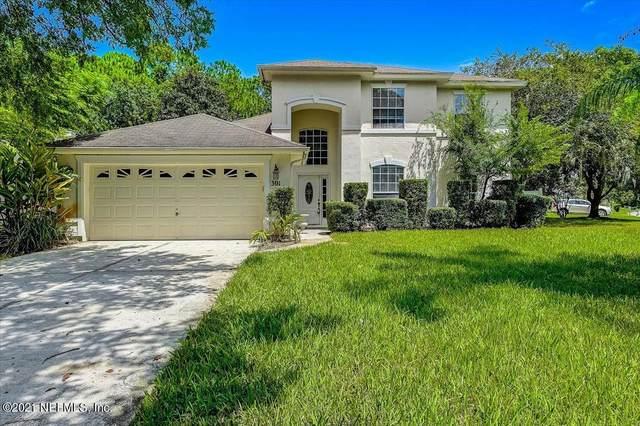 301 Monticello Ct, Jacksonville, FL 32259 (MLS #1127707) :: Ponte Vedra Club Realty
