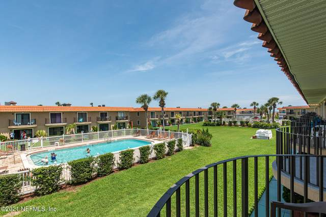 826 A1a Beach Blvd #36, St Augustine, FL 32080 (MLS #1127841) :: EXIT Real Estate Gallery