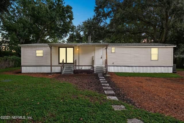 8132 Wendover Rd, St Augustine, FL 32092 (MLS #1127843) :: The Hanley Home Team