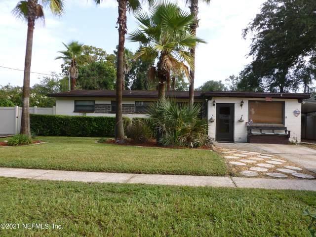 329 Canis Dr S, Orange Park, FL 32073 (MLS #1127862) :: EXIT Real Estate Gallery