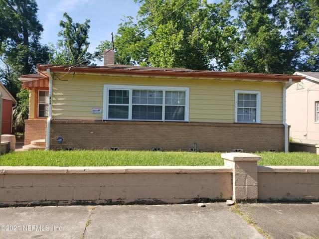 1434 W 9TH St, Jacksonville, FL 32209 (MLS #1127870) :: Berkshire Hathaway HomeServices Chaplin Williams Realty