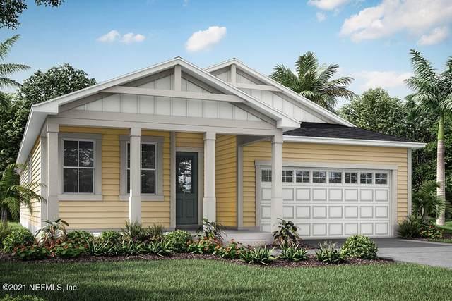 406 Sweetgum St, Yulee, FL 32097 (MLS #1127900) :: EXIT 1 Stop Realty