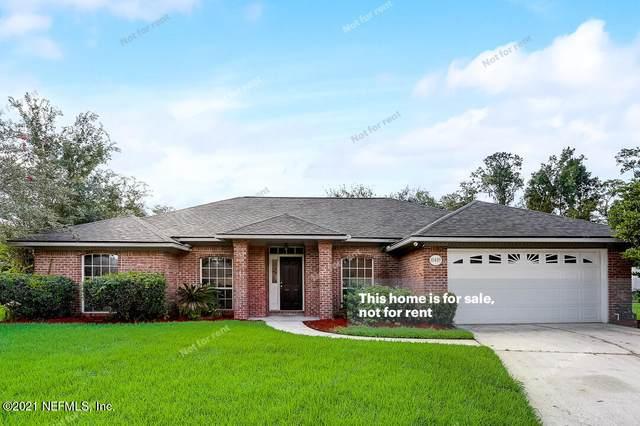 10435 Marble Egret Ct W, Jacksonville, FL 32257 (MLS #1127916) :: Engel & Völkers Jacksonville