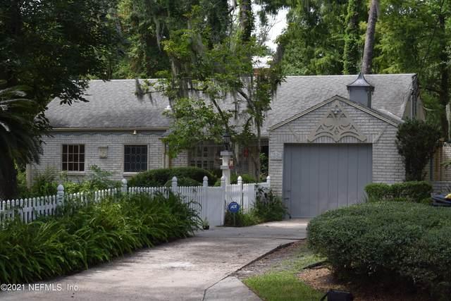 1626 Geraldine Dr, Jacksonville, FL 32205 (MLS #1127937) :: Olde Florida Realty Group