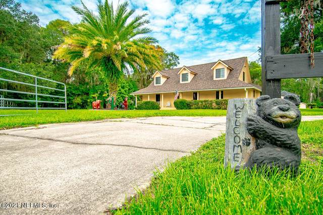 8680 Ranchwood Ln Ln, St Augustine, FL 32092 (MLS #1127953) :: Ponte Vedra Club Realty