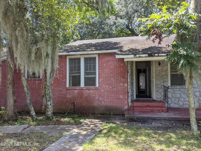 102 E 54TH St, Jacksonville, FL 32208 (MLS #1127974) :: The Perfect Place Team