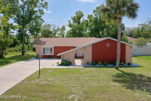 34 Freeport Ln, Palm Coast, FL 32137 (MLS #1128009) :: EXIT Real Estate Gallery