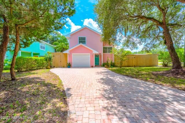 498 Acacia St, St Augustine, FL 32080 (MLS #1128037) :: Ponte Vedra Club Realty