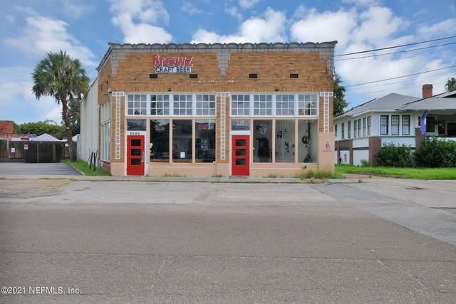 2695 Post St, Jacksonville, FL 32204 (MLS #1128063) :: Olde Florida Realty Group