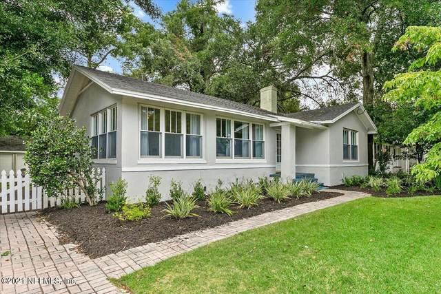 1535 Peachtree Cir N, Jacksonville, FL 32207 (MLS #1128124) :: EXIT 1 Stop Realty