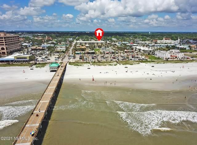 525 3RD St N #414, Jacksonville Beach, FL 32250 (MLS #1128146) :: Bridge City Real Estate Co.
