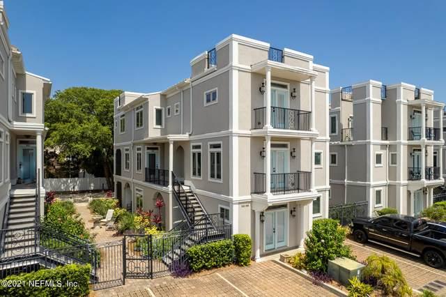 353 Ahern St #11, Atlantic Beach, FL 32233 (MLS #1128164) :: Olde Florida Realty Group