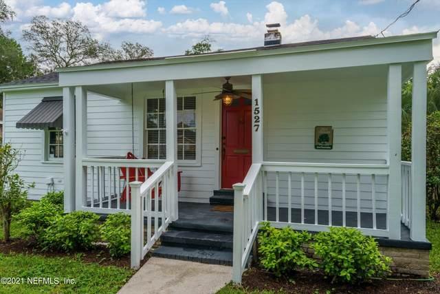 1527 Tiber Ave, Jacksonville, FL 32207 (MLS #1128165) :: Olde Florida Realty Group