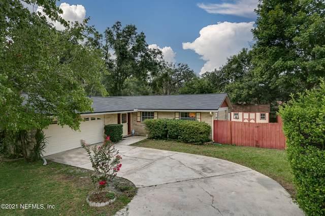1170 Elm St, Orange Park, FL 32073 (MLS #1128167) :: EXIT Inspired Real Estate