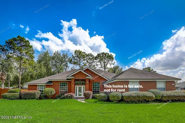 10274 Wattenberg Ct W, Jacksonville, FL 32221 (MLS #1128191) :: The Volen Group, Keller Williams Luxury International