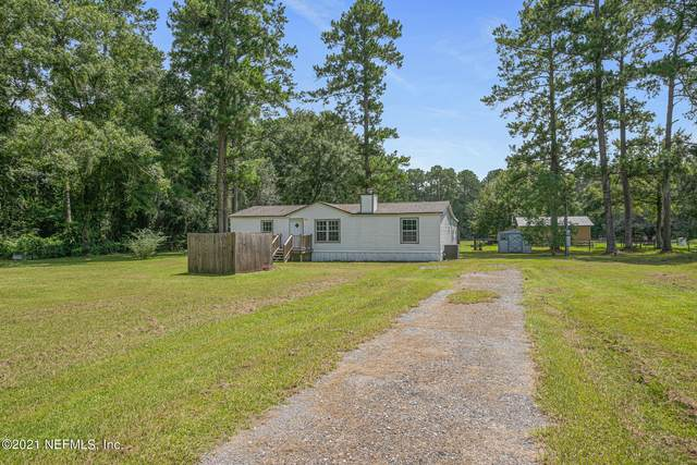 44310 Commanchee Rd, Callahan, FL 32011 (MLS #1128246) :: The Collective at Momentum Realty