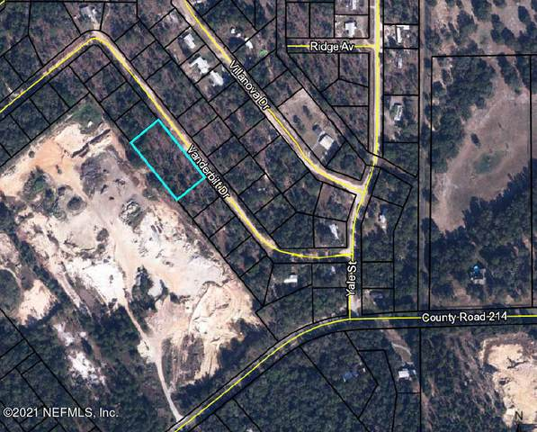 6283 Vanderbilt Dr, Keystone Heights, FL 32656 (MLS #1128279) :: Berkshire Hathaway HomeServices Chaplin Williams Realty