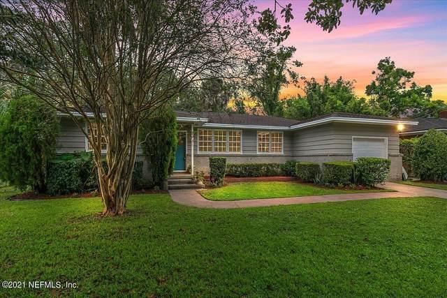3931 Via De La Reina, Jacksonville, FL 32217 (MLS #1128382) :: Ponte Vedra Club Realty